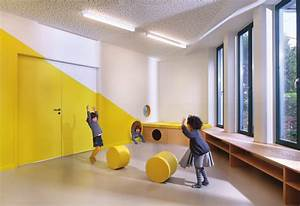 Daycare Picture Baukind Have Designed A New Daycare Filled With Fun