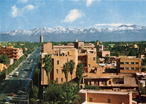 marrakech l quartier de l hivernage 224 marrakech grands h 244 tels et