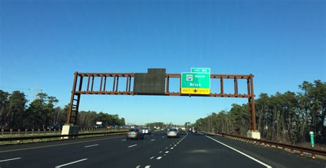 garden state parkway new parkway exit in brick will be known as the