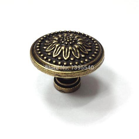 pcs mm antique cabinet kitchen drawer knob euro