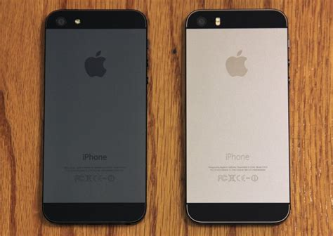 iphone 5 compared to iphone 5s review with the iphone 5s apple lays groundwork for a