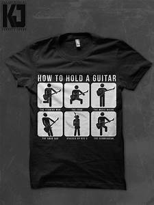Image Of How To Hold A Guitar T