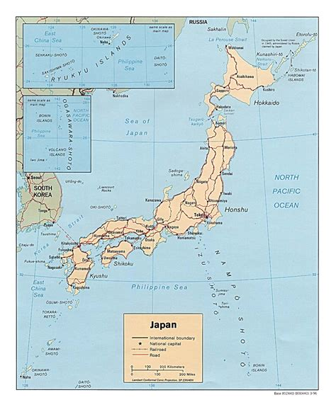japan maps perry castaneda map collection ut library