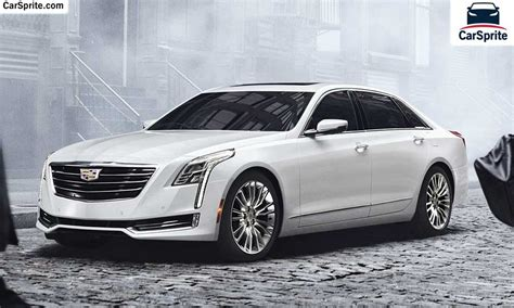 Cadillac Ct6 Sedan 2017 Prices And Specifications In Uae