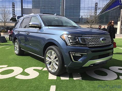 2018 Ford Expedition Dallas Reveal Photo Gallery Future