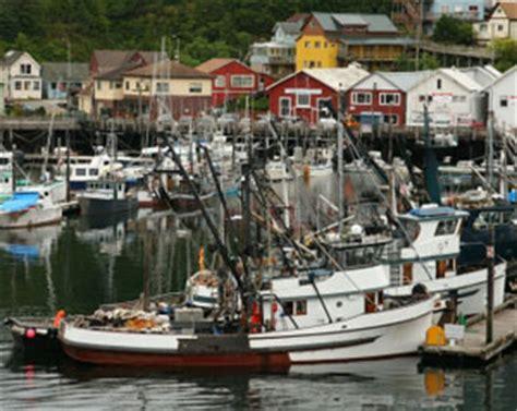 Legacy Fishing Boat Alaska by Ketchikan Alaska Employment Info Ketchikan History
