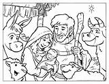 Manger Coloring Pages Away Printable Print Getcolorings Impressive sketch template