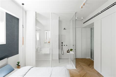 Bauhaus Style Home With Interior Glass Walls bauhaus style home with interior glass walls