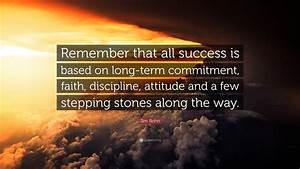 """Jim Rohn Quote: """"Remember that all success is based on ..."""