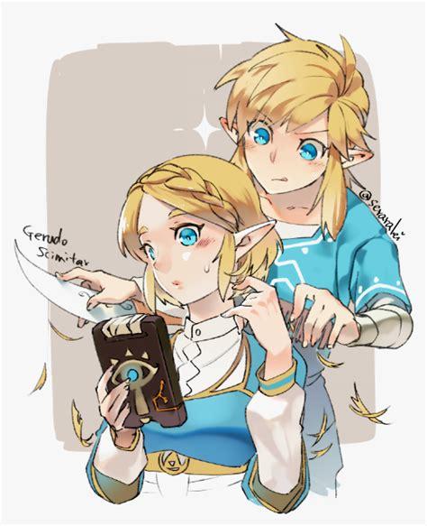 Short Hair Zelda Botw 2