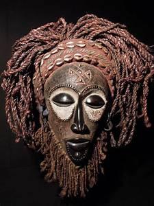 Pwo Mask - Chokwe - Angola