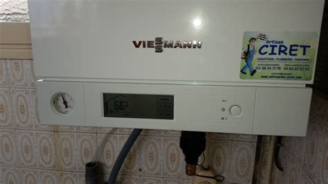 installation d une chaudi 232 re gaz condensation propane murale viessmann vitodens 100 224 coudray