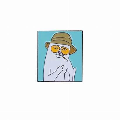 Ripndip Nermal Thompson Rip Cat Drawing Rick