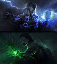 Thor and Loki Fan Art