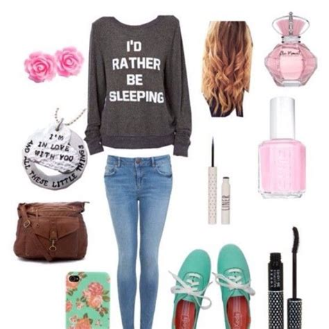 Cute outfit for school   Middle School and Summer