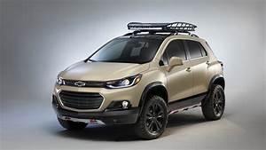 2016 Chevrolet Trax Activ Concept Top Speed
