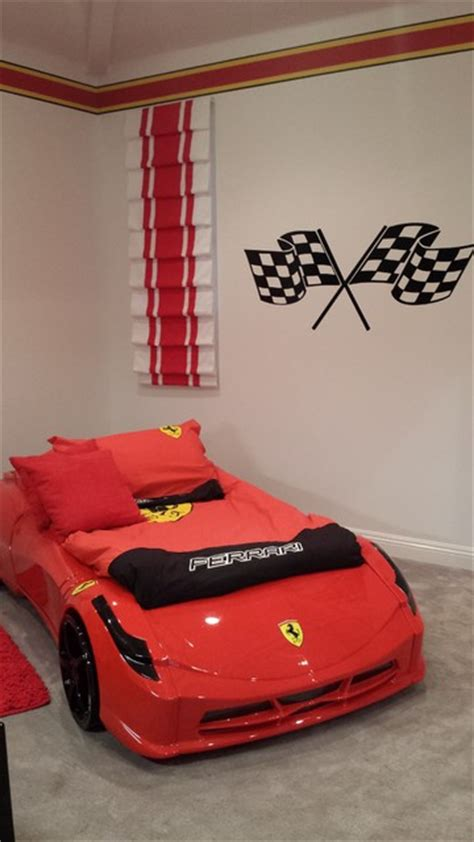 race car room decor car race car bedroom transitional kids los