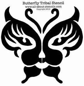 Stencil Patterns Butterflies | www.pixshark.com - Images ...