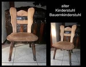 Sitzhöhe Stuhl Kinder : alter kinderstuhl bauernstuhl f r kinder sitzh he 30 cm ~ Lizthompson.info Haus und Dekorationen