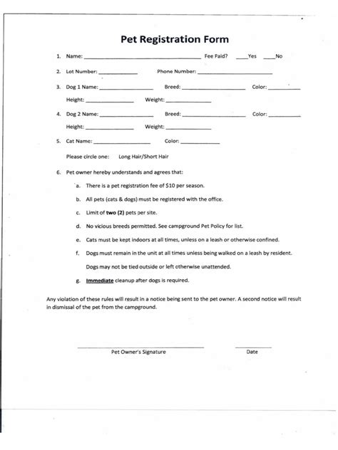 pet at home application forms pets world