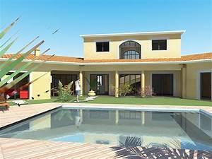 Plan De Maison D Architecte : construction maison architecte le monde de l a ~ Melissatoandfro.com Idées de Décoration