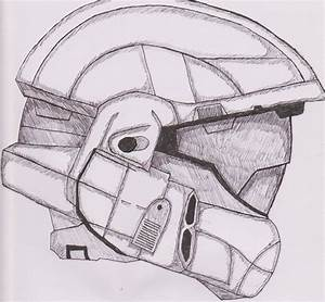 How to draw ODST
