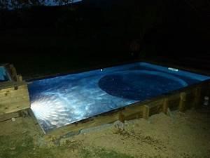 Lampe De Piscine : eclairage piscine led clairage led de piscine municipale ~ Premium-room.com Idées de Décoration