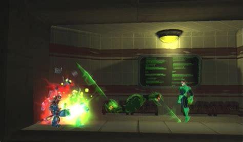 jeux de green lanterne green lantern la r 233 volte des manhunters jeux vid 233 o wii prix 224 comparer sur wikio fr