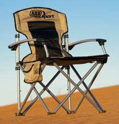 gear ergo arm chair with mesh back and carry bag