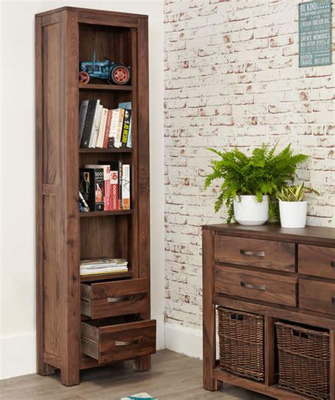 narrow bookcase mayan baumhaus books shelving store