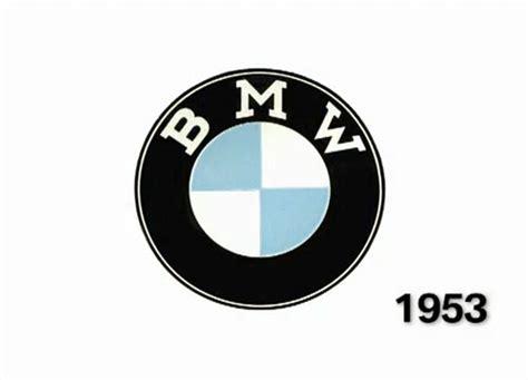 bmw vintage logo bmw logo evolution logo design love