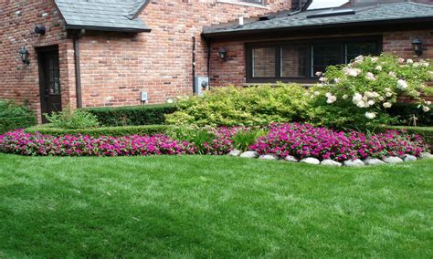 Front Yard Landscaping Ideas On A Budget Low Maintenance