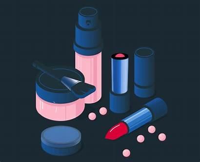 Cosmetics Dhl Cosmetic