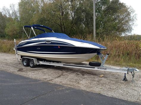 Used Deck Boat For Sale Wisconsin by Used Deck Boat Boats For Sale In Wisconsin Boats