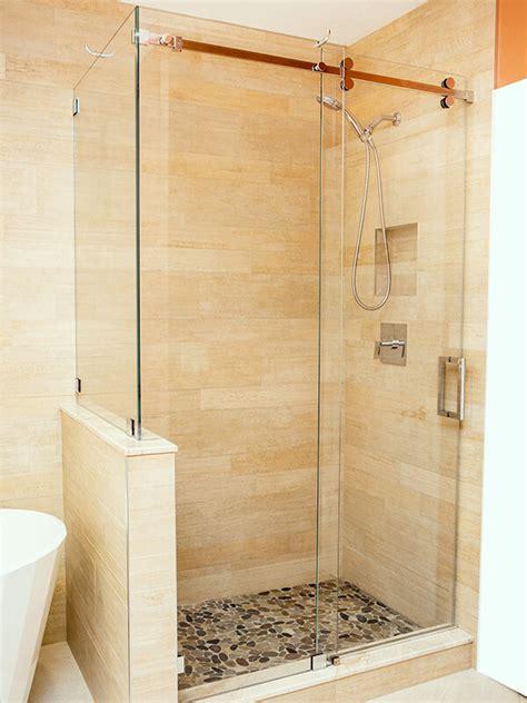 original frameless shower doors shower doors gallery the original frameless shower doors