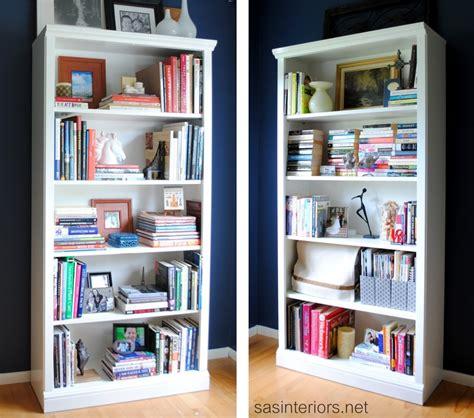 15 Inspirations Of Painted Bookshelf