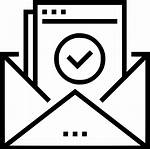 Letter Icon Confirmation Svg Onlinewebfonts