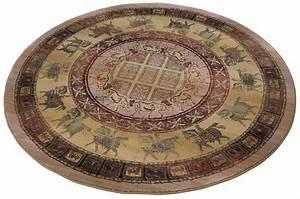 Teppich Rund 2m : orient teppich rund oriental weavers gabiro pazyryk gewebt online kaufen otto ~ Whattoseeinmadrid.com Haus und Dekorationen