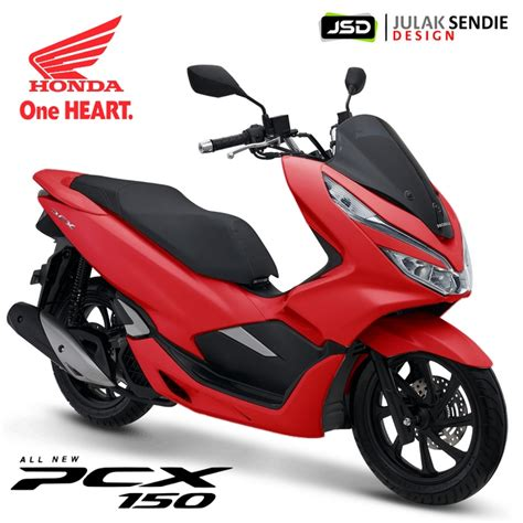 Pcx 2018 Gagal by All New Honda Pcx 2018 Merah Aripitstop