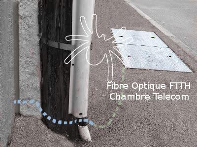 chambre telecom ftth reportage photos installation fibre optique free dans