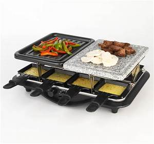 Schweizer Raclette Gerät : stir swiss party grill raclette cookware no1brands4you ~ Orissabook.com Haus und Dekorationen