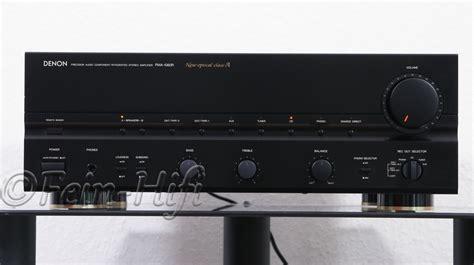 Denon Stereo Verstärker Pma510ae Mit Phono Eingang Eur 53