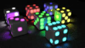 light up dice by androu on deviantart