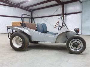 1967 Hand Made Dune Buggy Corvair Engine Burro Inspired