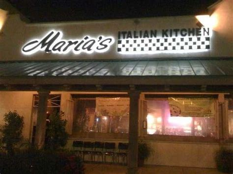 marias italian kitchen s italian kitchen pasadena menu prices