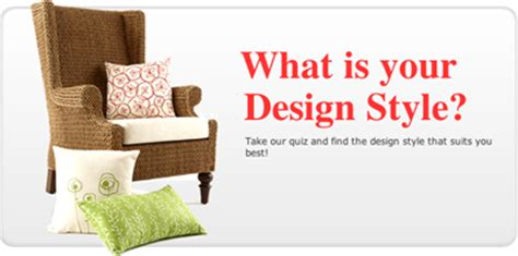 Quiz What's Your Decorating Style?  How About Orange