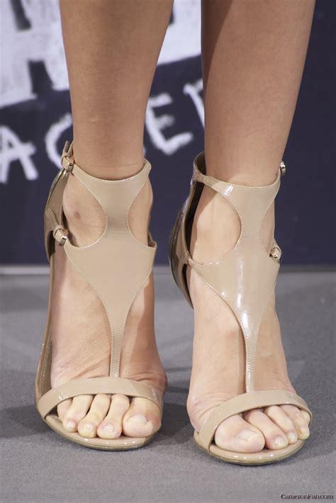 cameron diaz celebrity foot  shoes