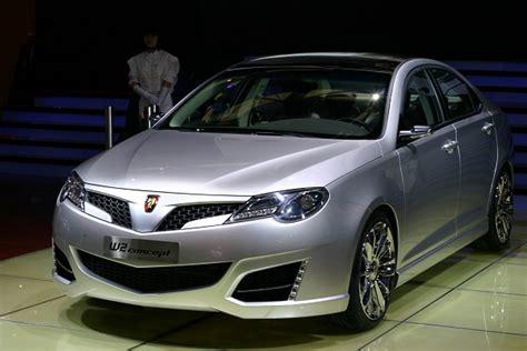 Car Reviews: Roewe W2: Shanghai concept previews Roewe's ...