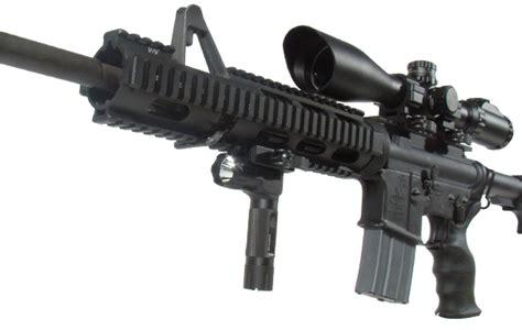 Foregrip/flashlight Combat Operation Quick Detach Alum