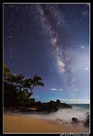 Milky Way Secret Beach Maui